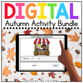 Autumn Digital Activity Bundle [12 digital activities!] |