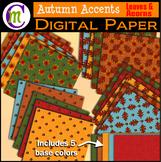 Autumn Digital Paper