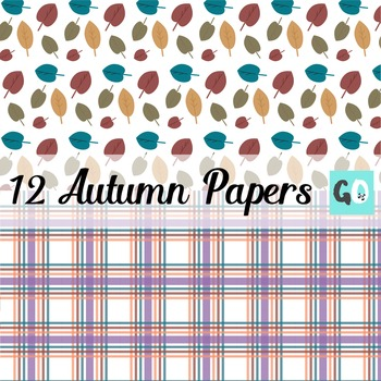 Autumn - Digital Papers