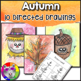 Autumn Directed Drawing