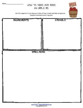 Autumn ELA Student Worksheets and Art Activities