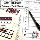 Count the Room Autumn Activities Fall Activities