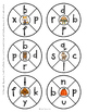 Autumn /  Beginning Sounds / Clip Cards / Learn to Read