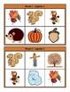 Autumn - Otoño PACK (Bilingual English & Spanish)