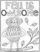 Fall Coloring Pages - 20 Fun, Creative Designs!