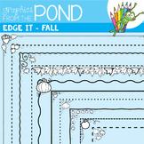 Edge It Borders - Autumn / Fall Set