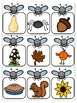 Autumn (Fall) Flyswatter Vocabulary Game FREEBIE