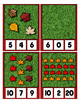 Autumn Fall Leaves Clothes Pin Clip Cards Counting to 20 ~ Math Center Desk Work