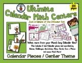 Autumn / Fall  - Month of Math Centers & Calendar Pieces -