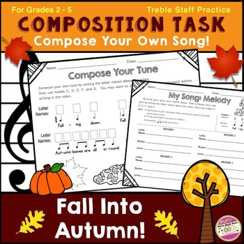 Autumn Fall Music Composition Task