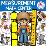 Autumn Fall Nonstandard Measurement Center