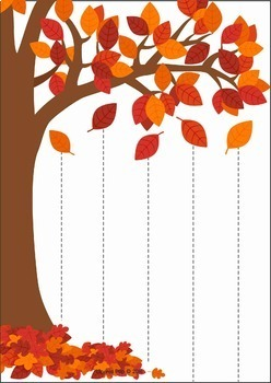 Autumn / Fall Preschool Centers