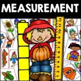 Autumn Fall Pumpkin Harvest Nonstandard Measurement Center