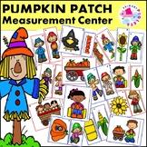 Autumn Fall Pumpkin Harvest Standard Measurement Center