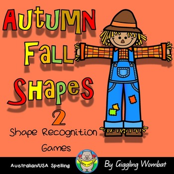 Autumn/Fall Shape Game Pack