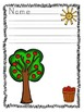 Autumn Fall Themed Primary Writing Paper Pack