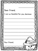 Autumn Friendly Letter Stationary