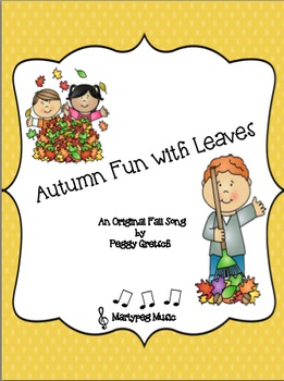Autumn Fun with Leaves