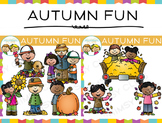 Fun Autumn Clip Art