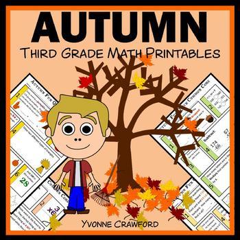 Fall No Prep Common Core Math (3rd grade)