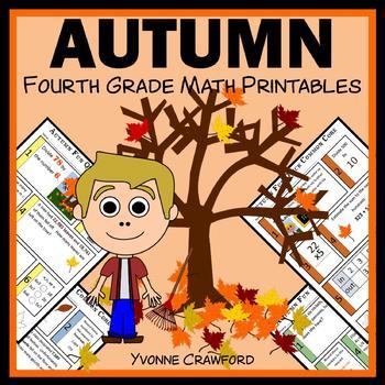 Fall No Prep Common Core Math (4th grade)