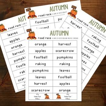 Autumn Game