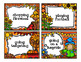 Autumn & Fall Games {5 Games in 1! 64 Picture Cards & Phrases, + Gameboards!}