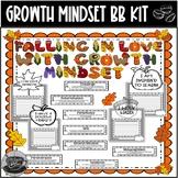 Autumn Growth Mindset Bulletin Board Kit