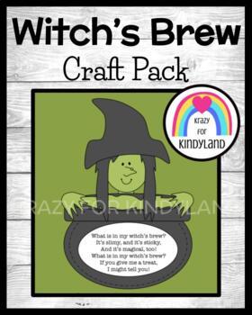Autumn/Halloween Craft: Witch's Brew
