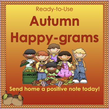 Autumn Happy-grams!