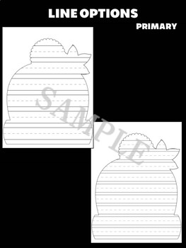 Autumn Hat - MOONJU MAKERS Printable