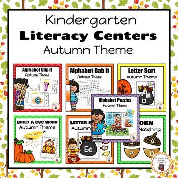 Autumn KinderLITERACY
