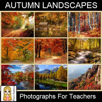 Autumn Landscapes Photograph Pack