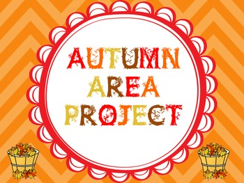 Autumn Leaf Area Activity