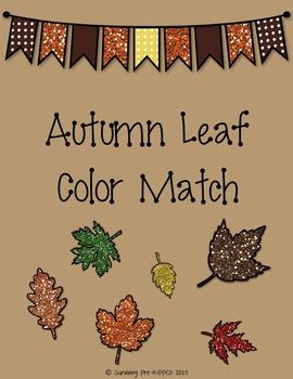 Autumn Leaf Color Match