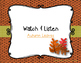 Autumn Leaves - A Fall Folk Song w/ Orff Accompaniment & Movement Activity