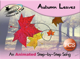 Autumn Leaves - Animated Step-by-Step Song - PCS