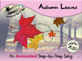 Autumn Leaves - Animated Step-by-Step Song - Regular