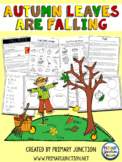 Autumn Leaves Are Falling - Fall Unit Resources