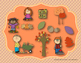 Autumn Leaves Interactive Melody Reading Practice Game {do}