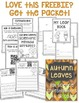 Autumn Leaves Investigation FREEBIE for Fast Finishers (w/ QR Codes)