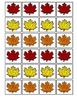 Autumn Leaves: Receptive Numeracy Activity