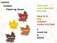 Autumn Leaves - Word Chain Activity