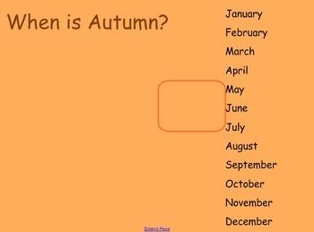 Autumn Lesson (Fall)