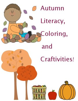 Autumn Literacy Craftivities!