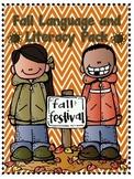 Autumn Literacy Pack