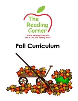 Autumn Literacy and Math Package