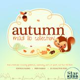 Autumn Mad Lib Collection. **BUNDLE**
