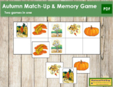 Autumn Match-Up and Memory