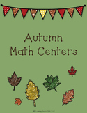 Autumn Math Center Pack